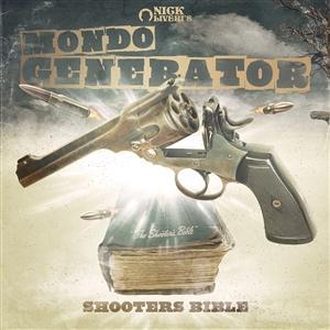 MONDO GENERATOR - SHOOTERS BIBLE Black vinyl (LP)