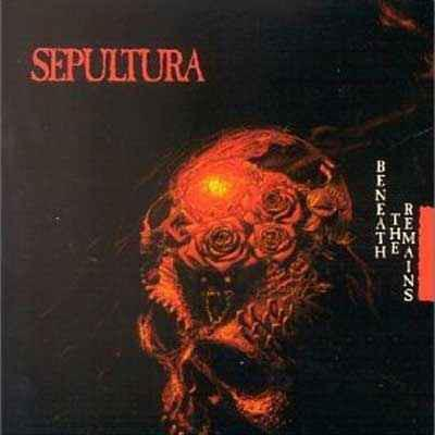 SEPULTURA - BENEATH THE REMAINS 2020 reissue of classic 1989 album (2LP)