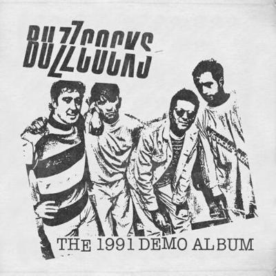 BUZZCOCKS - 1991 DEMO ALBUM Black/white vinyl (LP)