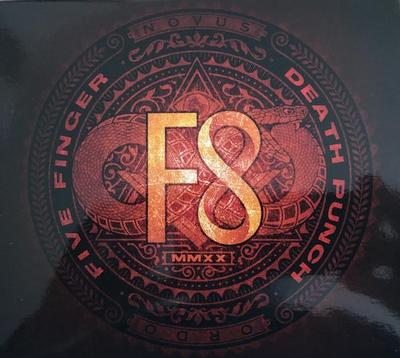 FIVE FINGER DEATH PUNCH - F8 (2LP)