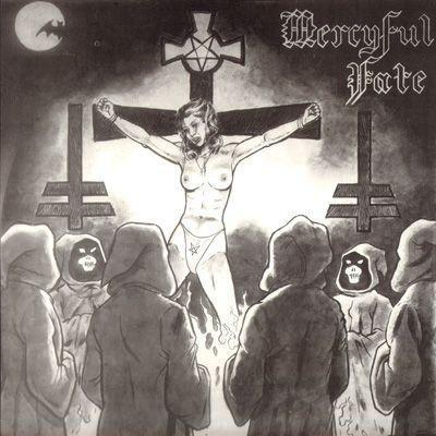 """MERCYFUL FATE - S/T Reissue of 1992 debut 12""""/MLP (MLP)"""
