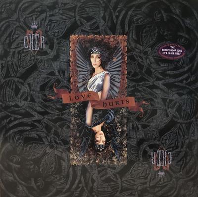 CHER - LOVE HURTS German pressing (LP)