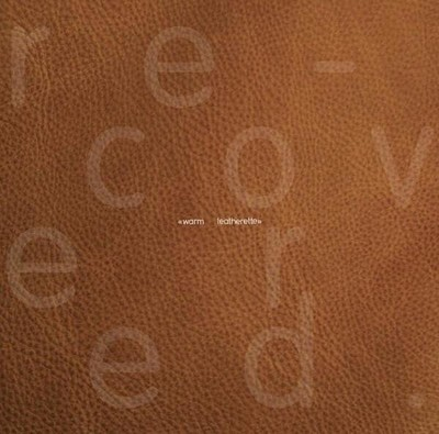 VARIOUS ARTISTS ( Mute Records) - WARM LEATHERETTE Re-Covered , tan brown vinyl, 1000x worldwide (LP)