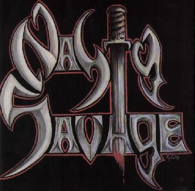 NASTY SAVAGE - S/T 180g reissue incl. poster and insert (LP)