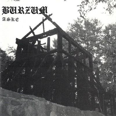 BURZUM - ASKE Reissue of mega rare 1993 mini album. (MLP)