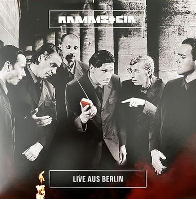 RAMMSTEIN - LIVE AUS BERLIN Reissue, coloured (LP)