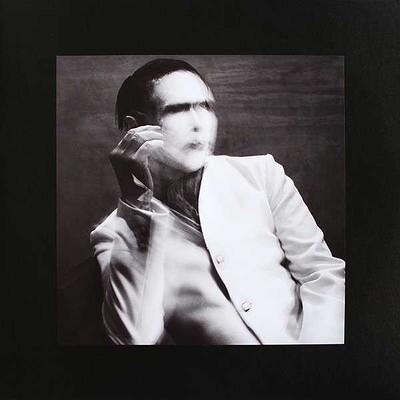 MARILYN MANSON - THE PALE EMPEROR White vinyl, (2LP)