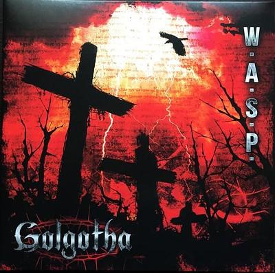 W.A.S.P. - GOLGOTHA (2LP)