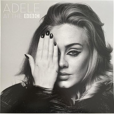 ADELE - AT THE BBC Coloured vinyl (LP)