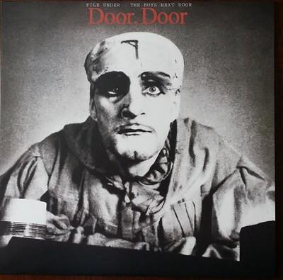 BOYS NEXT DOOR - DOOR, DOOR 40th Anniv. Red vinyl, RSD20 reissue (LP)