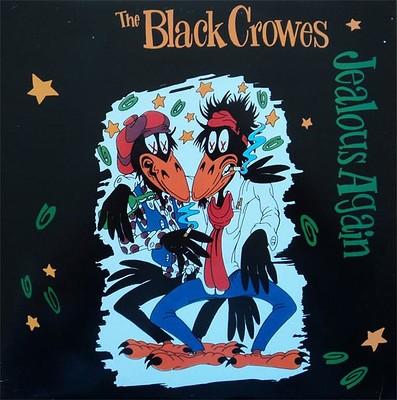 "BLACK CROWES - JEALOUS AGAIN+2 RSD20 (12"")"