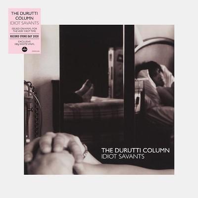 THE DURUTTI COLUMN - IDIOT SAVANTS 180g White vinyl, RSD20 on vinyl for the 1st time. (LP)