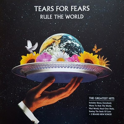 TEARS FOR FEARS - RULE THE WORLD- Greatest Hits (2LP)