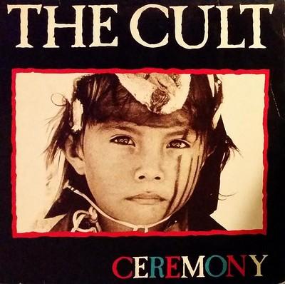 CULT, THE - CEREMONY European 1991 original (LP)
