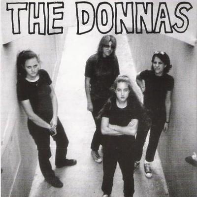 DONNAS, THE - S/T reissue of 1998 debut+bonus. Coloured vinyl (LP)