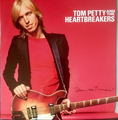 TOM PETTY AND THE HEARTBREAKERS - DAMN THE TORPEDOES (LP)