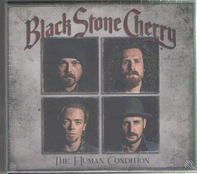 BLACK STONE CHERRY - THE HUMAN CONDITION Red vinyl (LP)