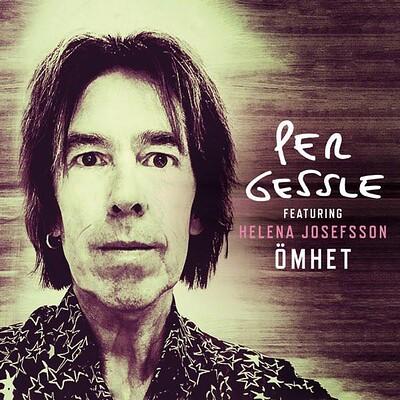 "GESSLE, PER - ÖMHET Colored vinyl, Lim Ed. 750 copies, Found another copy. (7"")"