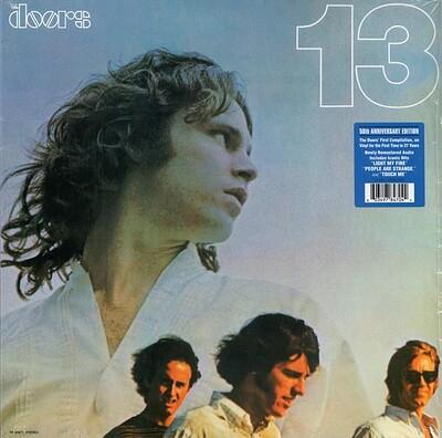 DOORS, THE - 13 50th Anniversary ed. (LP)