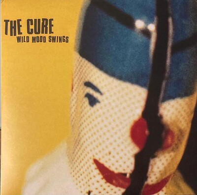 CURE, THE - WILD MOOD SWINGS reissue of rare 1996 album, coloured vinyl in gatefold. (2LP)