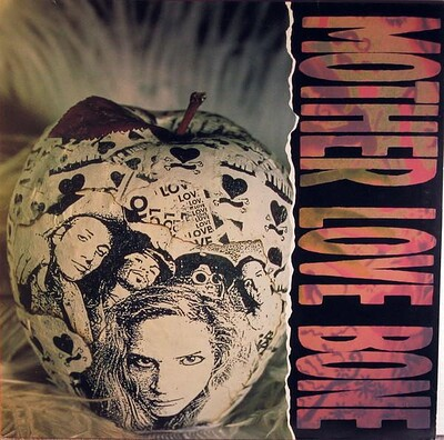 MOTHER LOVE BONE - APPLE Reissue of European 1990 LP (LP)