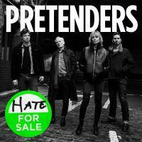 PRETENDERS, THE - HATE FOR SALE (LP)