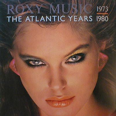 ROXY MUSIC - THE ATLANTIC YEARS 1973-1980 German pressing (LP)