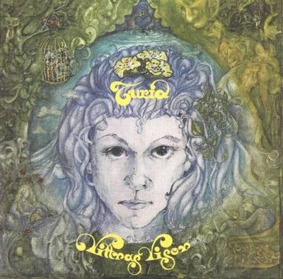 TURID - VITTRAS VISOR Rare Swedish original! (LP)
