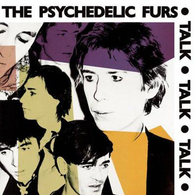 PSYCHEDELIC FURS, THE - TALK TALK TALK UK re-issue, red labels (LP)